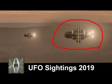 UFO Sightings 2019 November 5th Alien Space Ship
