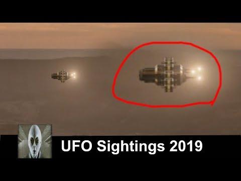 UFO Sightings 2019 November 5th Alien Space Ship