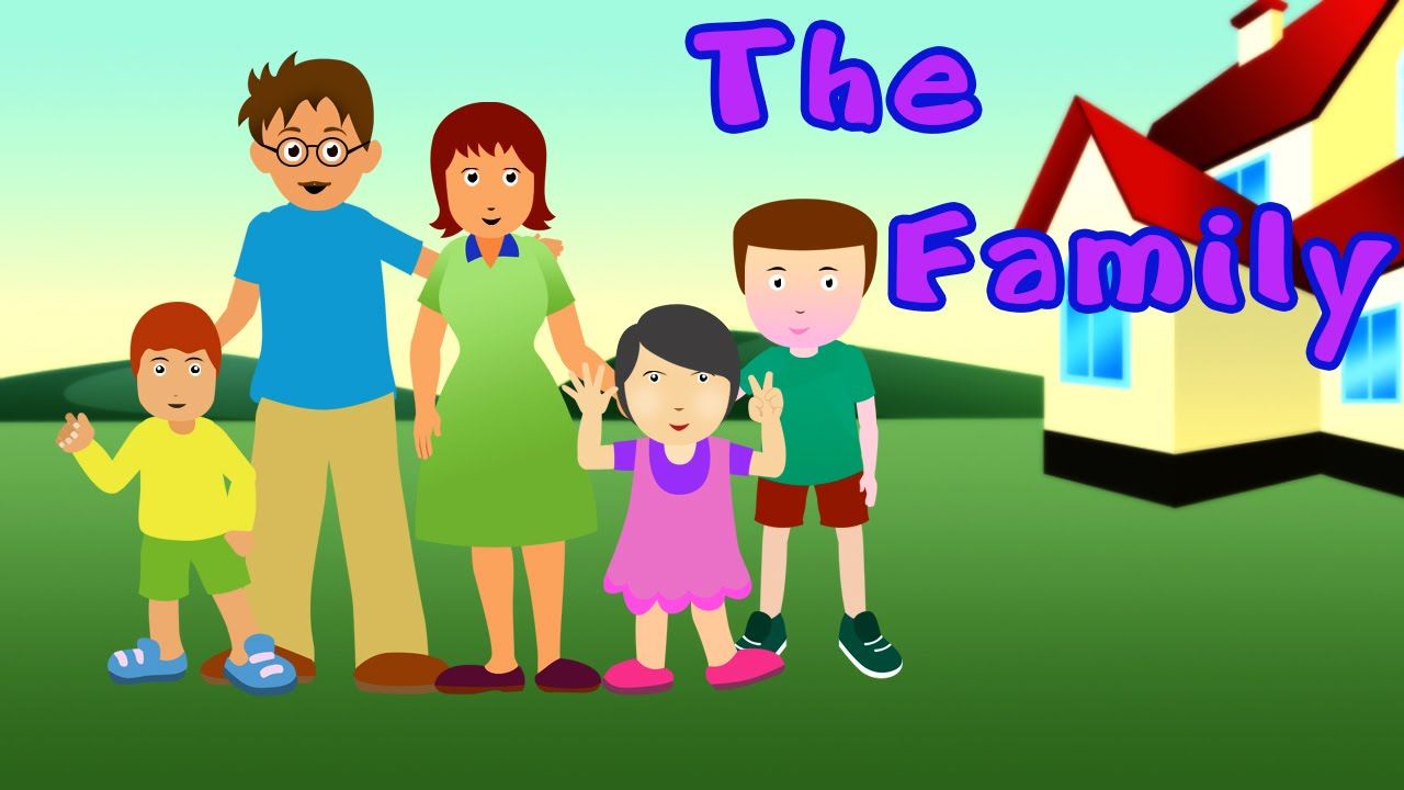 the family animated nursery rhymes amp songs with lyrics