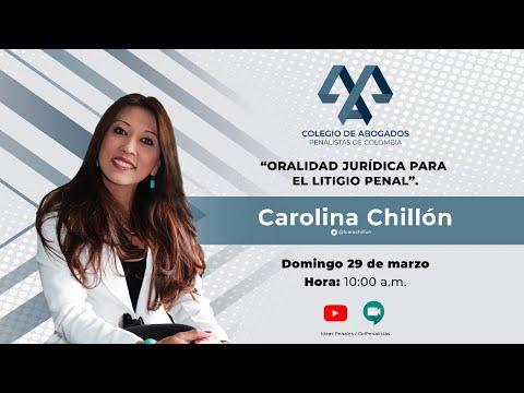 Discusiones Penales - Oralidad jurídica para el litigio penal por Carolina Chillón.