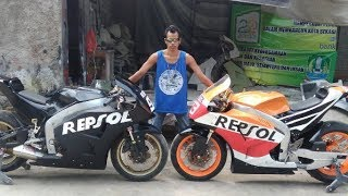 Video MODIFIKASI MotoGp By Creative Custom / Motorcycle Modification Like MotoGp By Creative Custom download MP3, 3GP, MP4, WEBM, AVI, FLV Agustus 2018