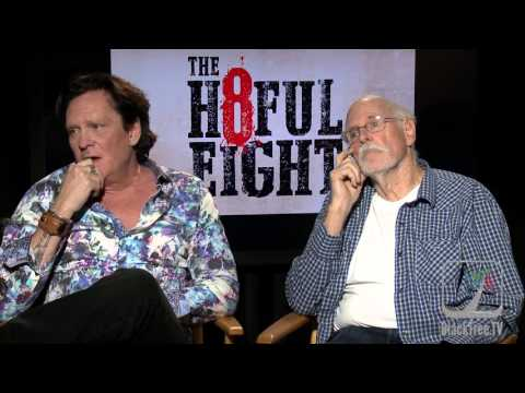 Bruce Dern and Michael Madsen Interview THE HATEFUL EIGHT