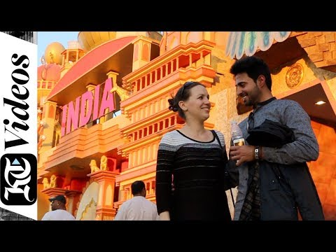 Love in Dubai: A story of cross-cultural romance at Global Village