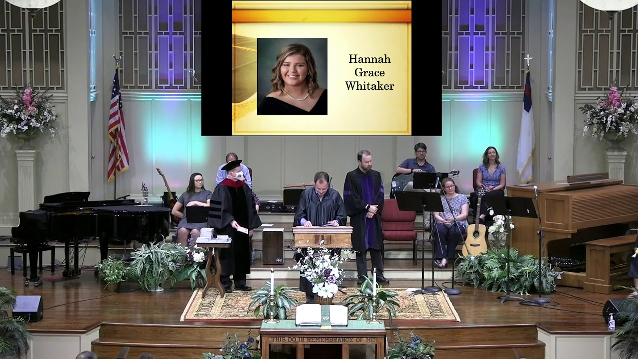 June 28, 2020 Service at First Baptist Thomson [Trimmed], Streaming License 201531172