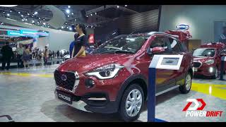 Datsun Cross : Go + Cladding + CVT : PowerDrift