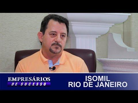 ISOMIL RIO DE JANEIRO, EMPRESÁRIOS DE SUCESSO