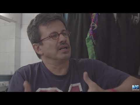 Ator Cláudio Fontana fala do papel de Malvino Salvador