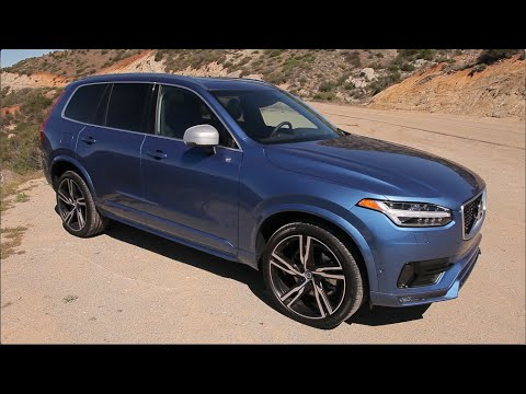 2016 Volvo XC90 Video Review
