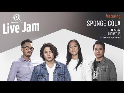 Rappler Live Jam: Sponge Cola