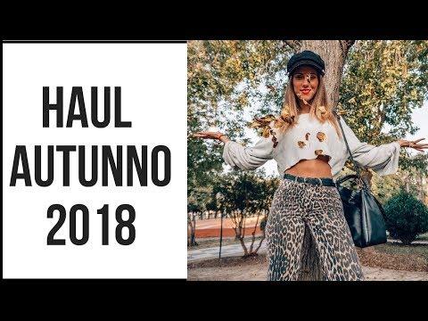 Shopping HAUL FALL 2018 🍁VESTITI INDOSSATI!