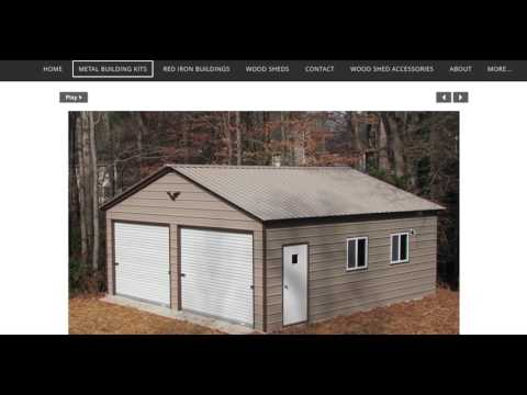 How to buy a metal building (tube style)