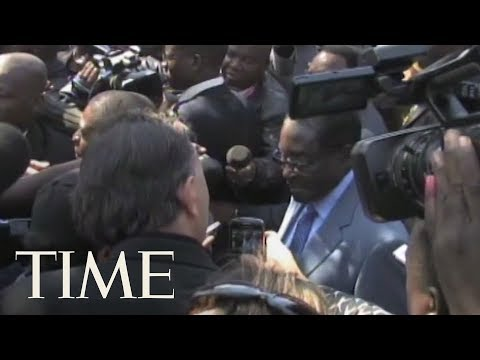 Download Youtube: Zimbabwe Ruling Party Fires Robert Mugabe As Leader After Mugabe Did Not Resign   TIME