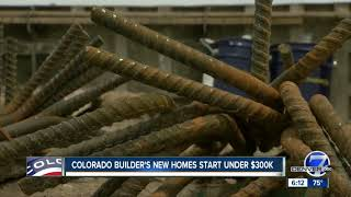 Colorado builder