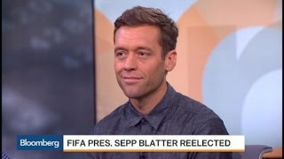 Jimmy Conrad: Sad to See FIFA's Sepp Blatter Re-Elected
