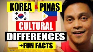 FILIPINO AND KOREAN CULTURE | DIFFERENCES