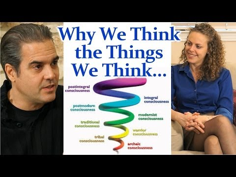 Psychology of Consciousness, Spiral Dynamics, Bipolar or Waking Up & Psychetruth The Truth Talks