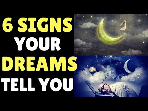 6 Dream Symbols You Should NEVER IGNORE (Law of Attraction)