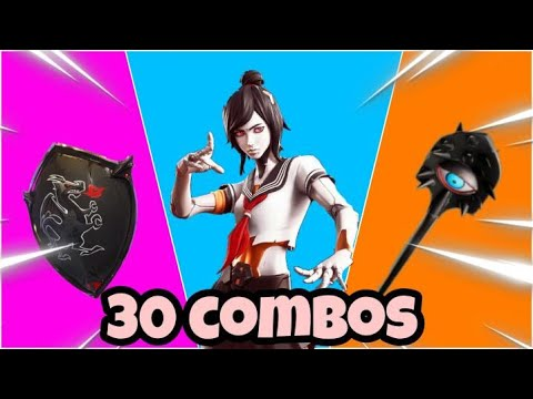 30 TRYHARD SKIN COMBOS In Fortnite Chapter 2!