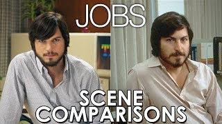 Jobs (2013) - scene comparisons