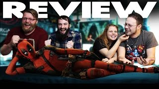 Blind Wave's Deadpool Movie REVIEW!! (SPOILERS)