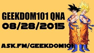 Super Saiyan God Goku vs Beerus Explained; God Multipliers; Fused characters w/ kids? - QNA 8/27/15