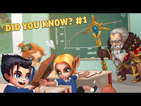 Did You Know? #1 | Hero Wars