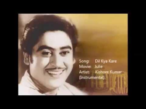 Dil Kya Karen - Julie - Kishore Kumar