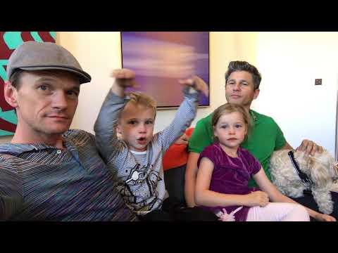Neil Patrick Harris, David Burtka and family celebrate 110