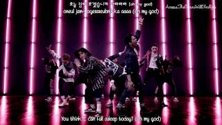 MYNAME - Just tell me (딱 말해) MV [Eng Sub+Romanization+Hangul] HD