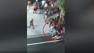 美 총격사건 페이스북 생중계…권총 16발 쏘는 장면 찍혀 / 연합뉴스TV (YonhapnewsTV)