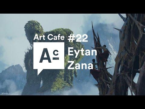 Art Cafe #22   Eytan Zana