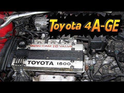 Двигатель Toyota 4A-GE: Надежность, Проблемы, Тюнинг