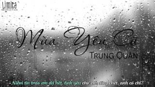 [Lyric] Mùa yêu cũ - Trung Quân Idol