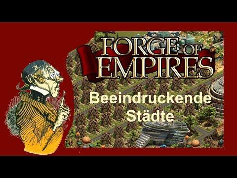 Forge Of Empires Karte Komplettlösung.Foetipps Beeindruckende Städte In Forge Of Empires Deutsch Youtube