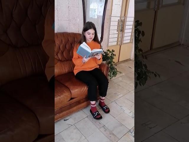 Потускова Ксения читает произведение «Перед бурей» (Бунин Иван Алексеевич)