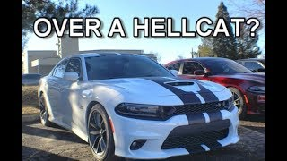 Why i purchased a 2019 Charger Scatpack over a PreOwned Hellcat!