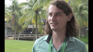 Scholze ICM interview footage (youtube preview) thumbnail