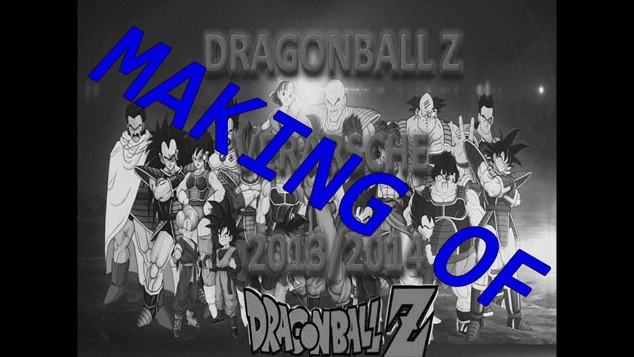 Making Of - DBZ Verarsche 2013 / 2014