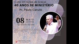 Culto Especial de Quarta // 08 MAIO 2019