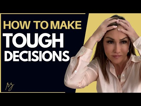 6 Tips for Making Hard Decisions (With Narcissists)