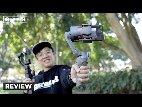DJI Osmo Moblie 3 Review + Impressions vs Zhiyun Smooth 4