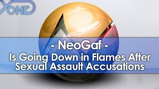 NeoGaf is Going Down in Flames Following Sexual Assault Accusations Against Founder Tyler Malka