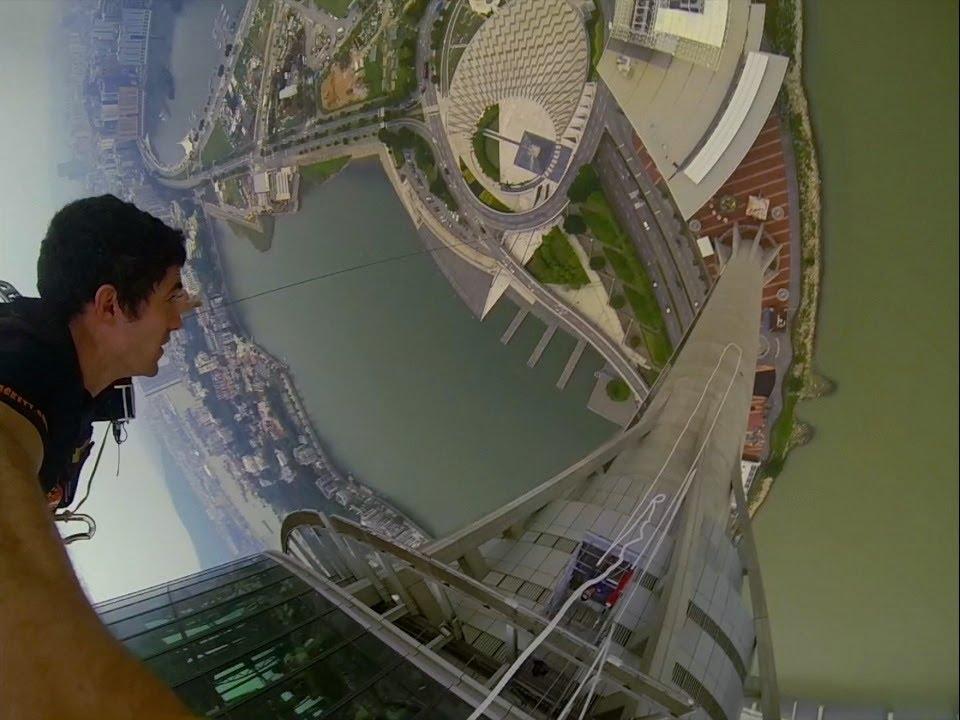 Worlds Tallest Bungee Jump HD Macau Tower Ft M YouTube - Where is macau in the world