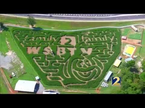 Buford Corn Maze  offers Family 2 Family discount for families