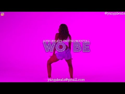 Afro-shaku Instrumental II Wo-be II Olamide X Mr Real Type Beats
