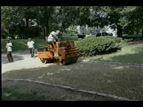 Tar and chip driveway youtube solutioingenieria Image collections