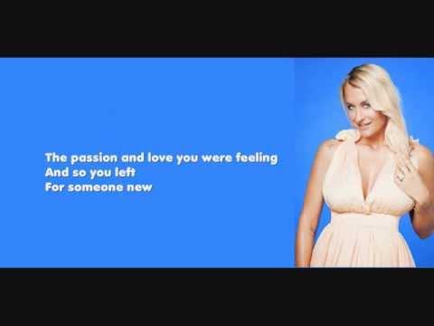 Sarah Connor - From Sarah with love karaoke  (with lyrics)