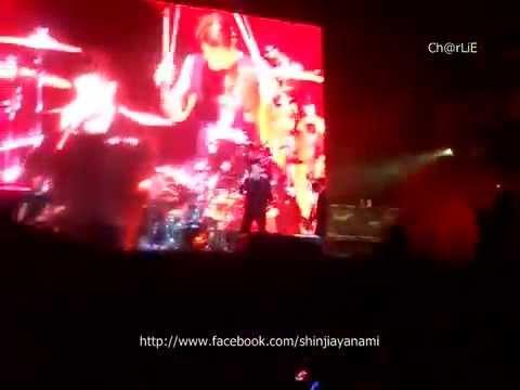 AFI @ Vive Latino Mexico DF 27 Marzo 2014