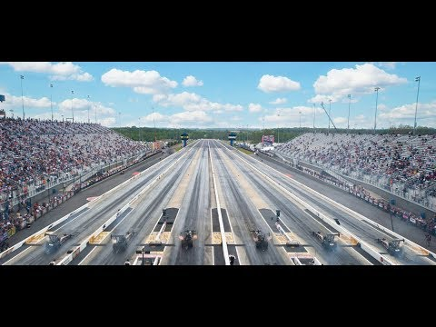 ZMAX Dragway Goes 6-Wide!