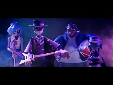 Gorillaz x E.ON - Vol 1 (We Got The Power)